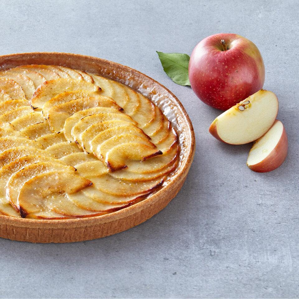 tarte-pommes-compote