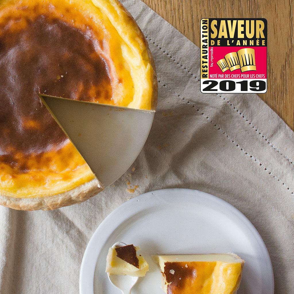 homemade-vanilla-flan-saveurs-de-lannee-chefs-2019-award